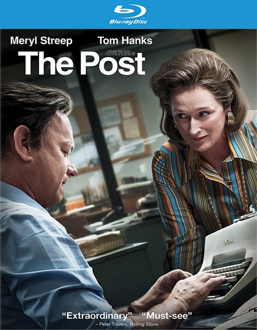 Post, The (Blu-ray + DVD + Digital HD)