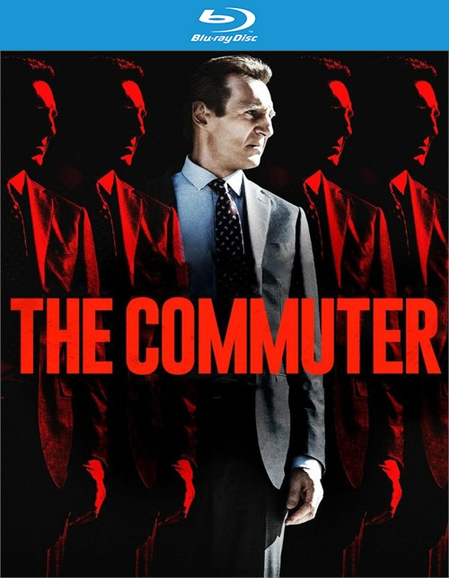 Commuter, The (Blu-ray + DVD + Digital HD)