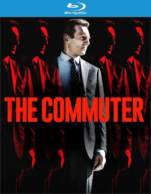 Commuter, The (4k Ultra HD + Blu-ray + UltraViolet)