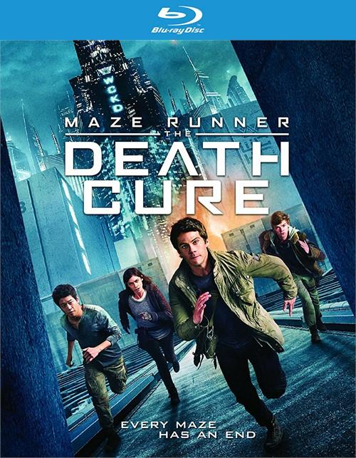 Maze Runner: Death Cure (Blu-ray + DVD + Digital HD)