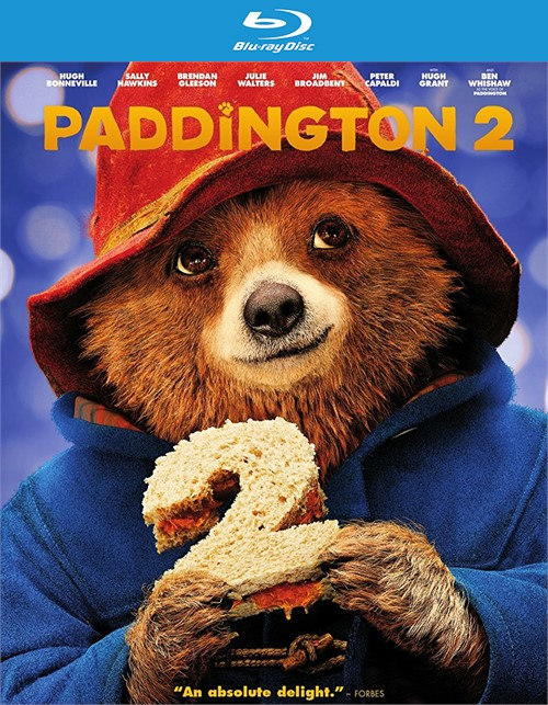 Paddington 2 (Blu-ray + DVD + Digital HD