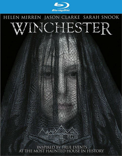 Winchester (Blu-ray + DVD + Digital HD)