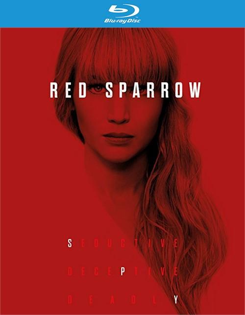Red Sparrow (Blu-ray + DVD + Digital HD)