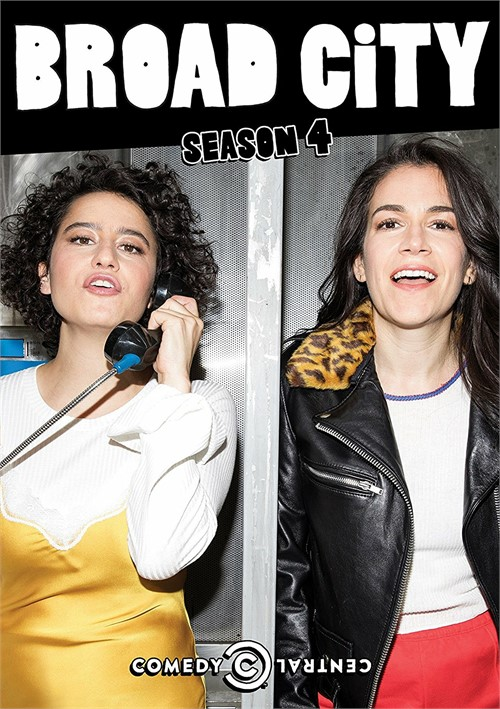 Broad City: The Complete Fourth Season.