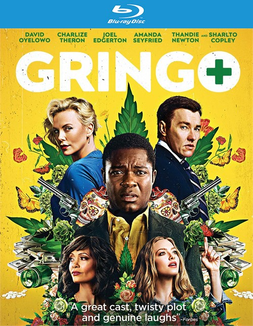 Gringo (Blu-ray + DVD + Digital HD)