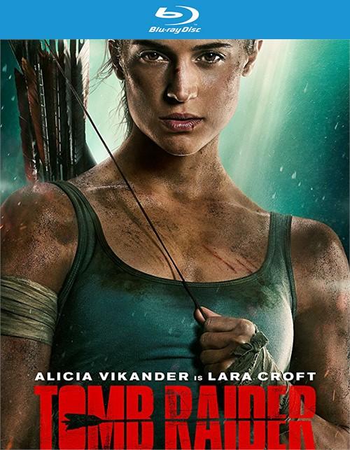 Tomb Raider (Blu-ray + DVD + Digital HD)