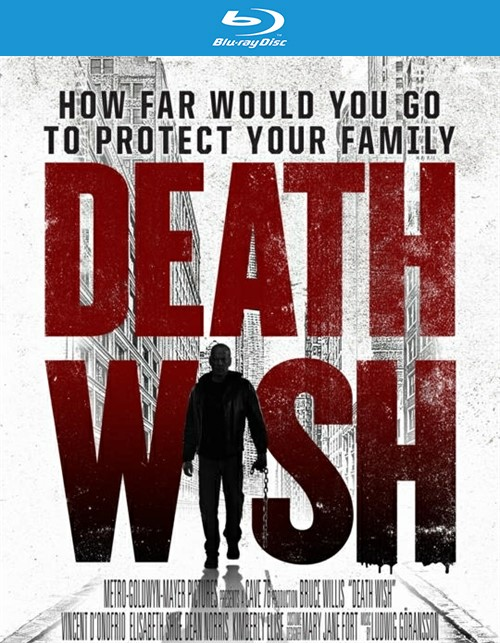 Death Wish (Blu-ray + DVD + Digitall HD)