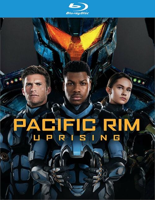 Pacific Rim: Uprising (Blu-ray + DVD + Digital HD)