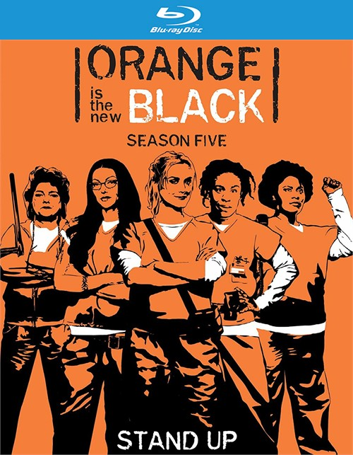 Orange Is The New Black: The Complete Fifth Season (Blu-ray + Digital HD)