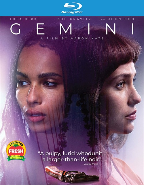 Gemini (Blu-ray + Digital HD