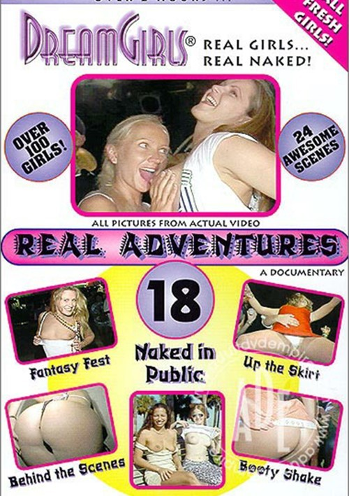 Dream Girls: Real Adventures 18