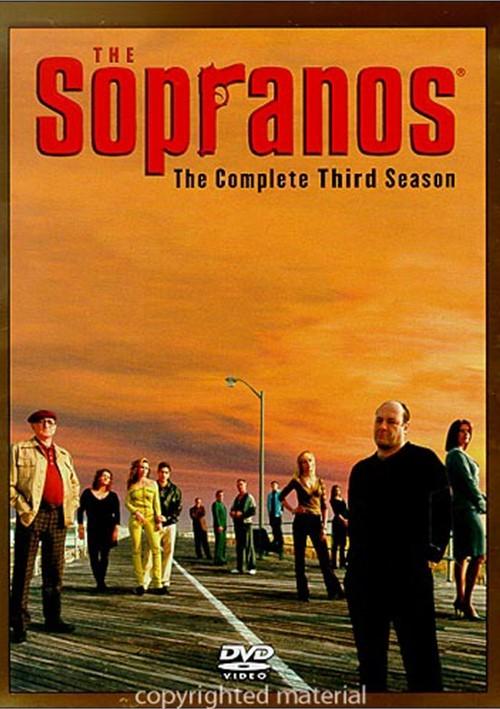 Sopranos, The: The Complete Third Season