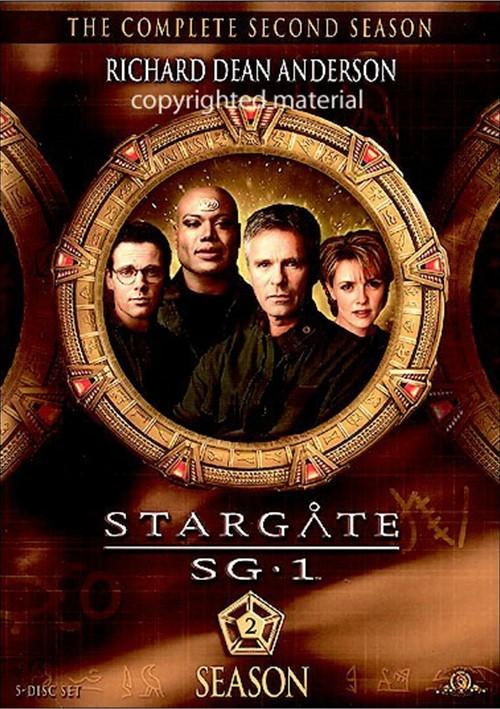 Stargate SG-1: The Complete Second Season