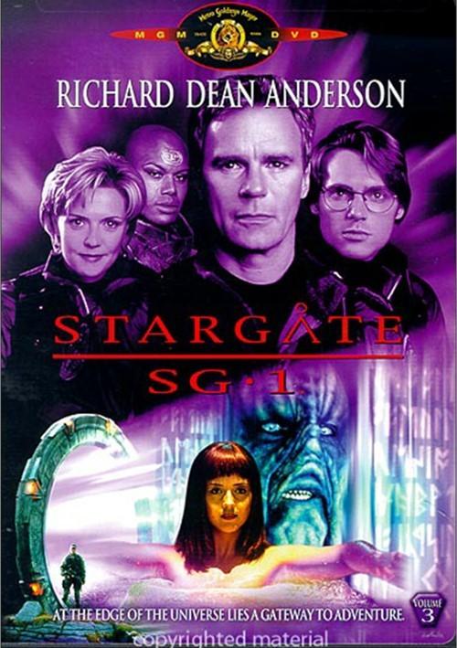 Stargate SG-1: Season 1 - Volume 3
