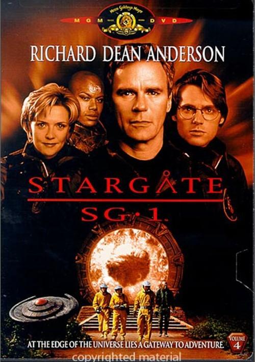 Stargate SG-1: Season 1 - Volume 4