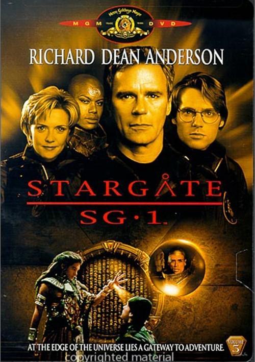 Stargate SG-1: Season 1 - Volume 5
