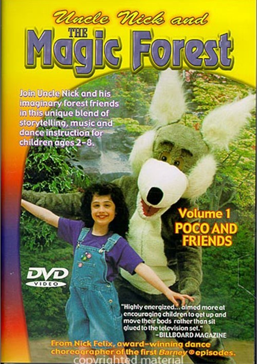 Uncle Nick And The Magic Forest: Vol. 1-  Poco and Friends