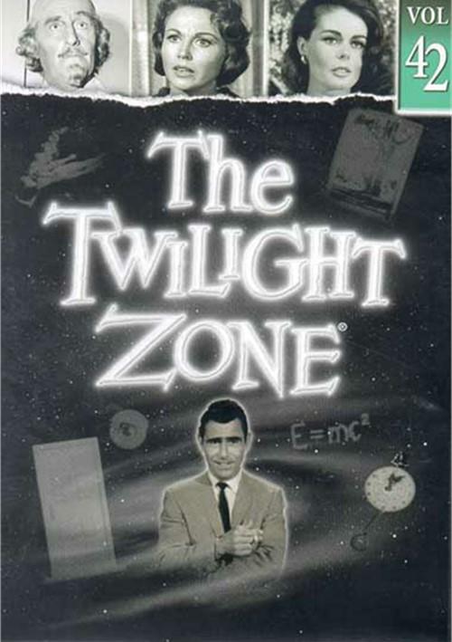 Twilight Zone, The: Volume 42