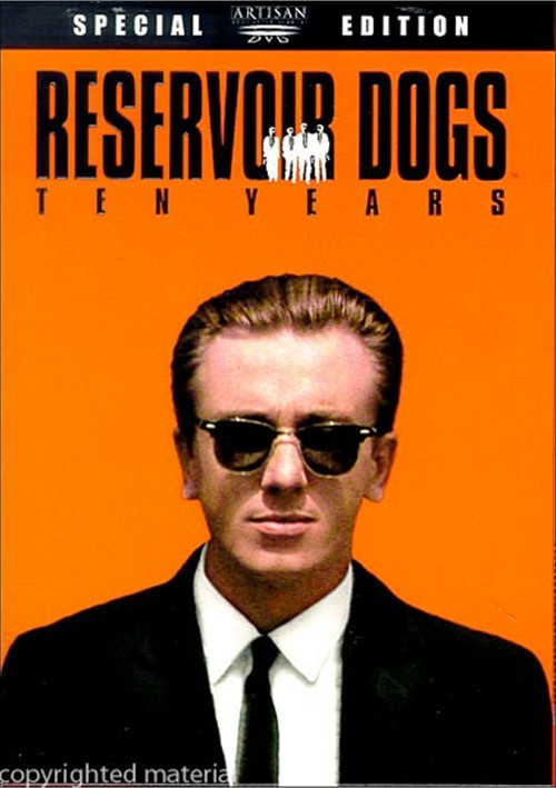 Reservoir Dogs: (Mr. Orange) 10th Anniversary Special Edition