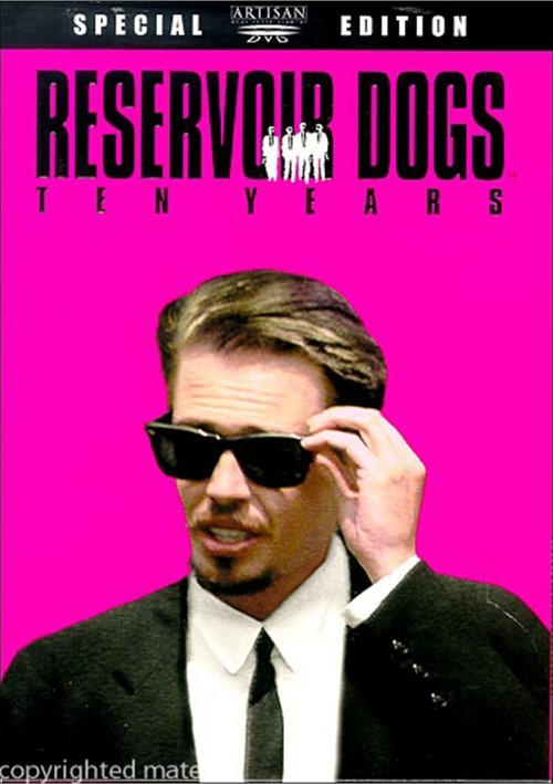 Reservoir Dogs: (Mr. Pink) 10th Anniversary Special Edition