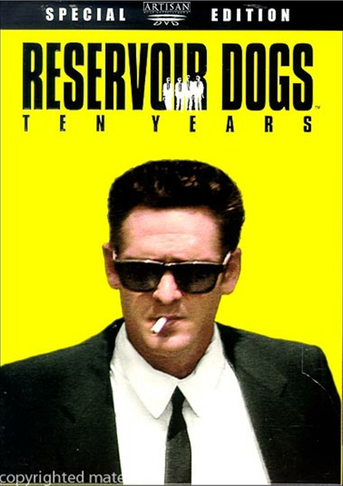 Reservoir Dogs: (Mr. Blonde) 10th Anniversary Special Edition