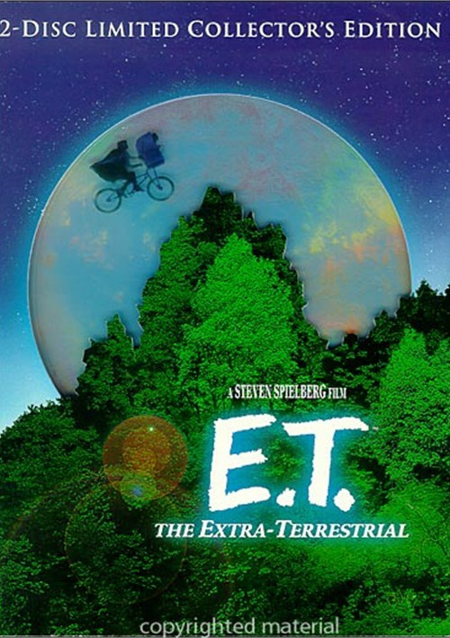 E.T. The Extra-Terrestrial: Limited Collectors Edition (Widescreen)