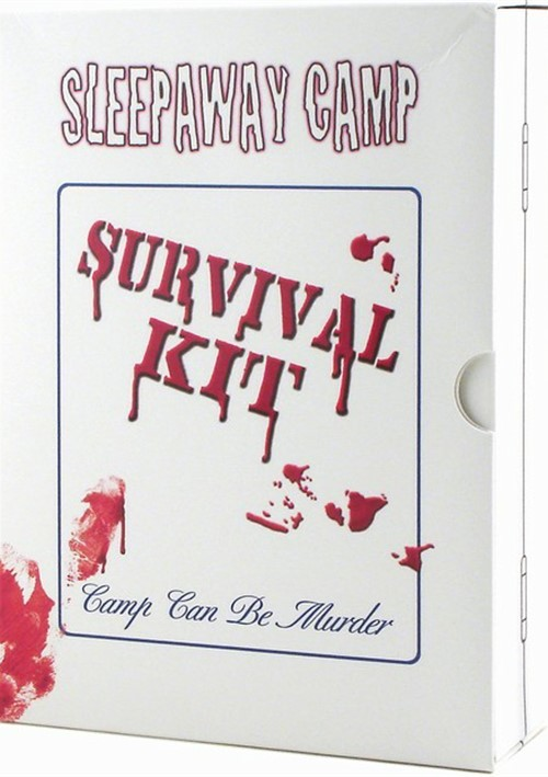 Sl--paway Camp Survival Kit