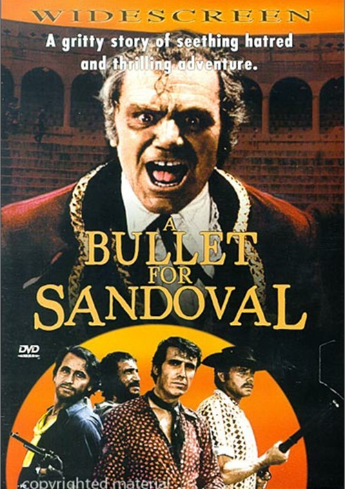 Bullet For Sandoval, A
