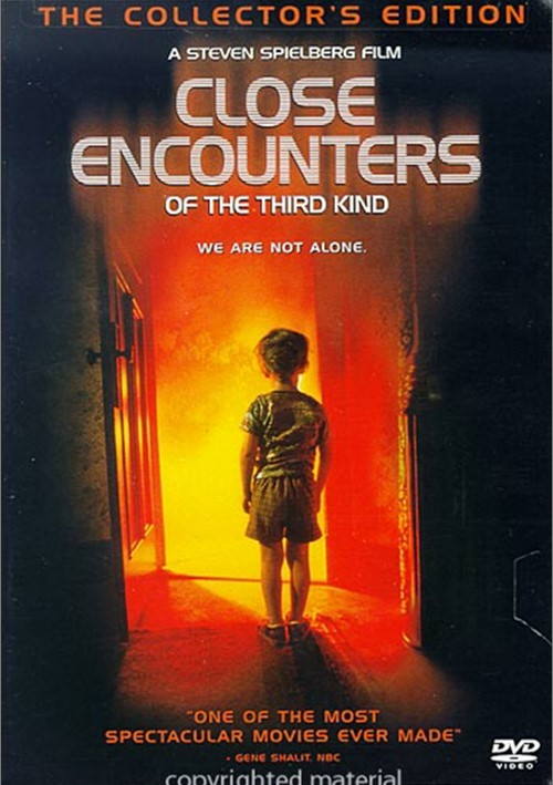 Close Encounters Of The Third Kind: The Collectors Edition (Single-Disc Edition)