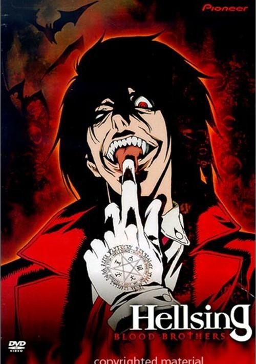 Hellsing: Volume 2 - Blood Brothers