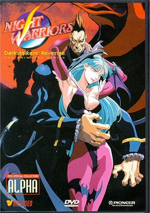 Night Warriors #1: Darkstalkers Revenge (Alpha)