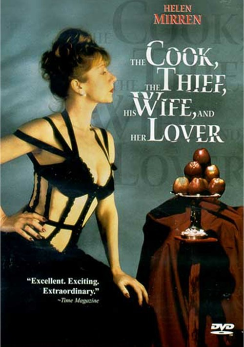 Cook, The Thief, His Wife & Her Lover, The