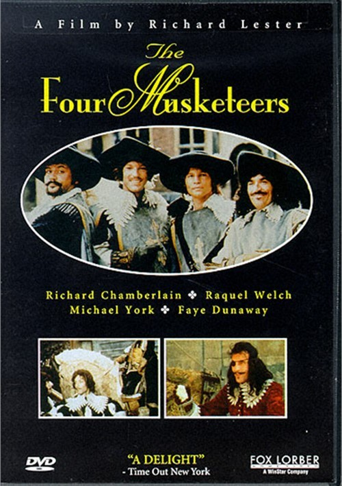 Four Musketeers, The