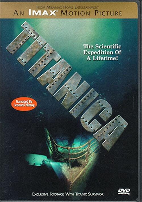 IMAX: Titanica