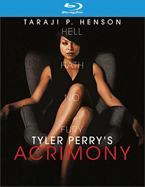 Tyler Perrys: Acrimony (Blu-ray + DVD + Digital HD)