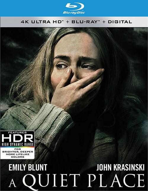Quiet Place, A (4k Ultra HD + Blu-ray + UltraViolet)