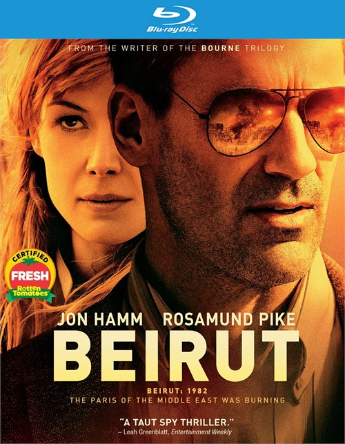 Beirut  (Blu-ray + DVD + Digital HD)