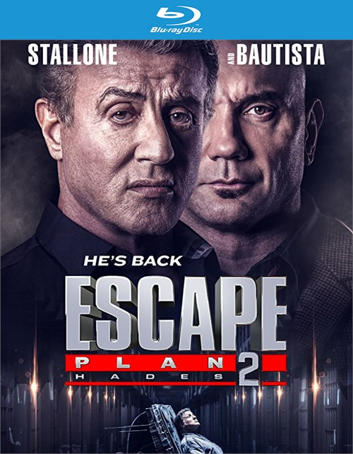 Escape Plan 2, The: Hades (Blu-ray + DVD + Digital HD)
