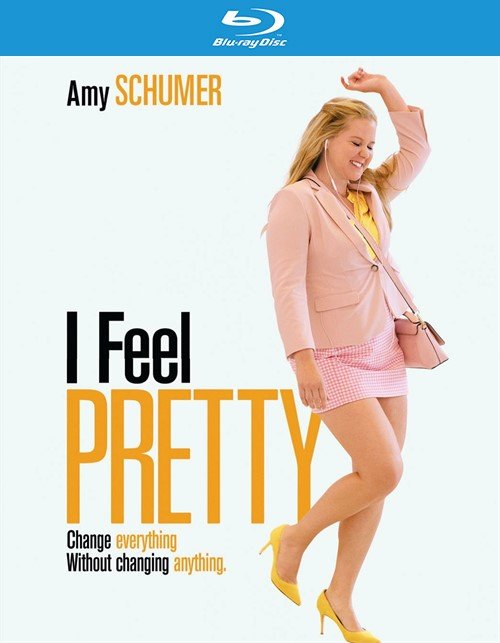 I Feel Pretty (Blu-ray + DVD + Digital HD)