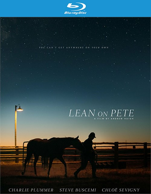 Lean on Pete (Blu-ray + Digital HD)