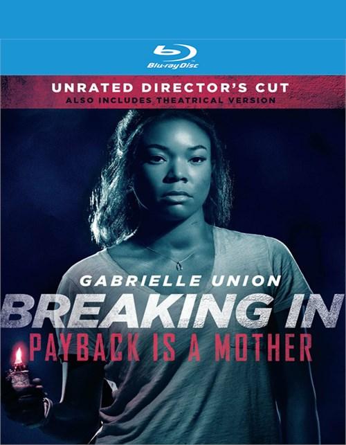 Breaking In (Blu-ray + DVD + Digital HD)