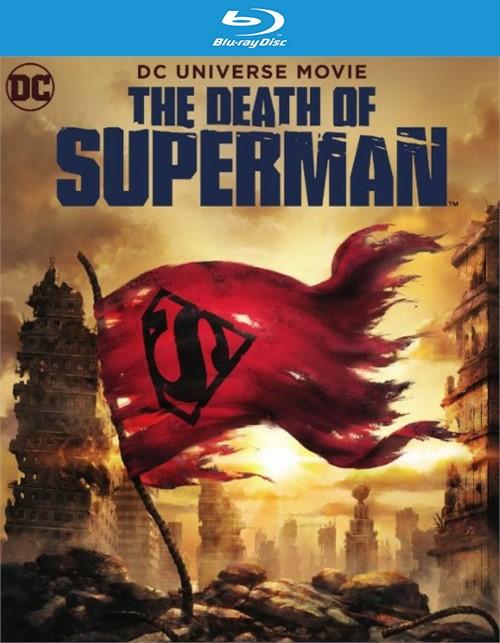 Death Of Superman, The (Blu-ray + DVD + Digital HD)