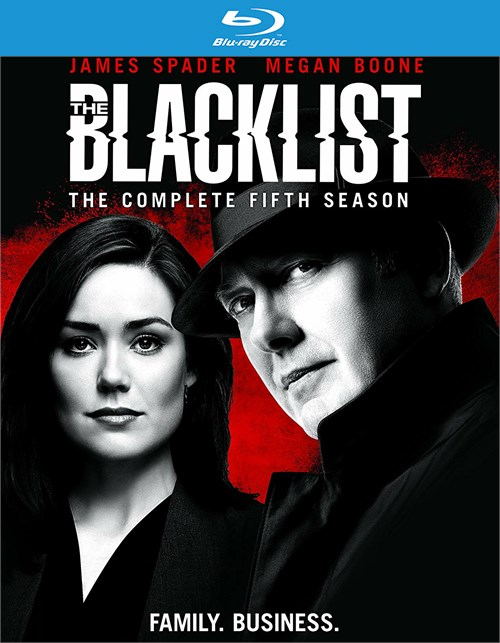 Blacklist, The: Complete Season Five