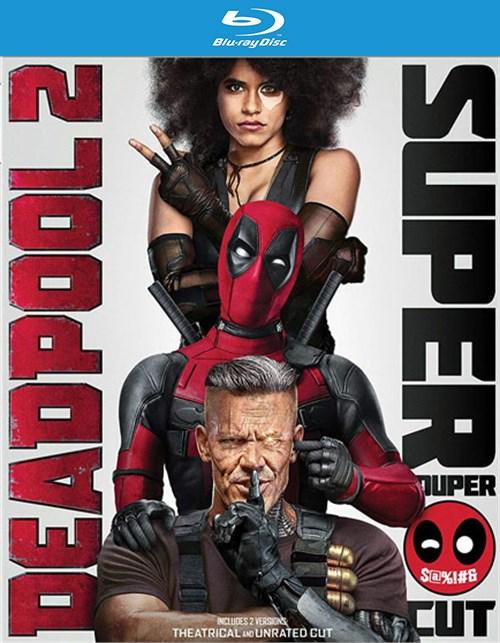 Deadpool 2 (4k Ultra HD + Blu-ray + UltraViolet)