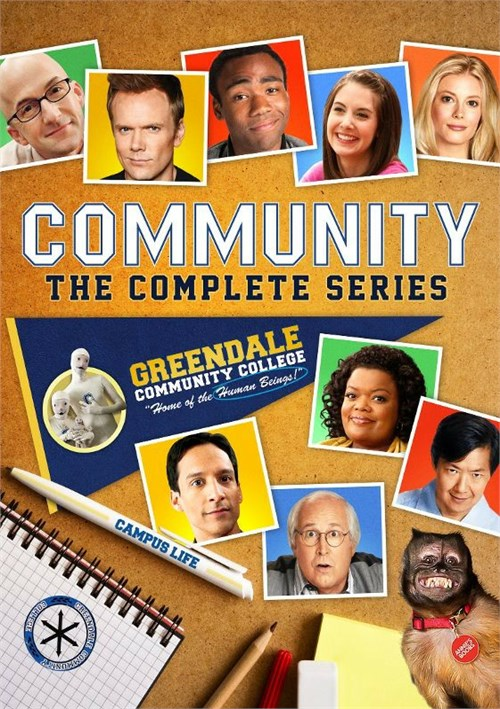 Community Complete Series