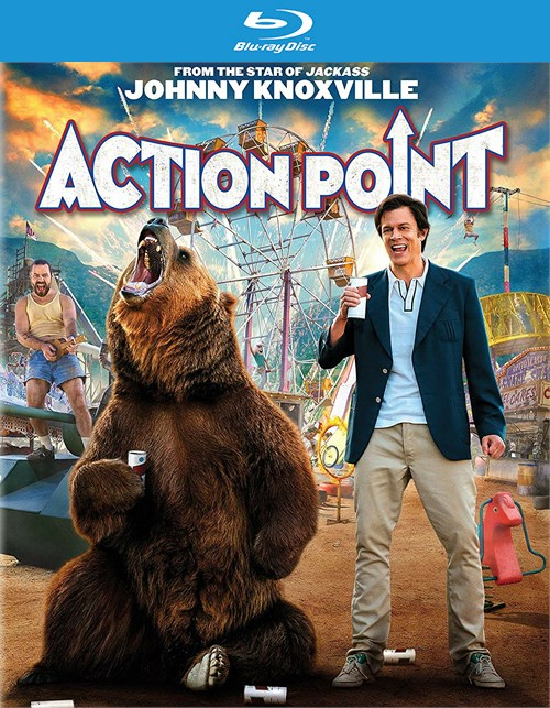 Action Point (Blu-ray + DVD + Digital HD)