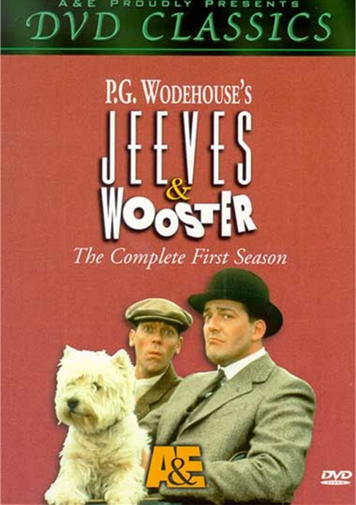 Jeeves And Wooster: The Complete First Season
