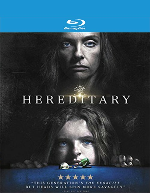 Hereditary (4K Ultra HD + Blu-Ray  + Digital)