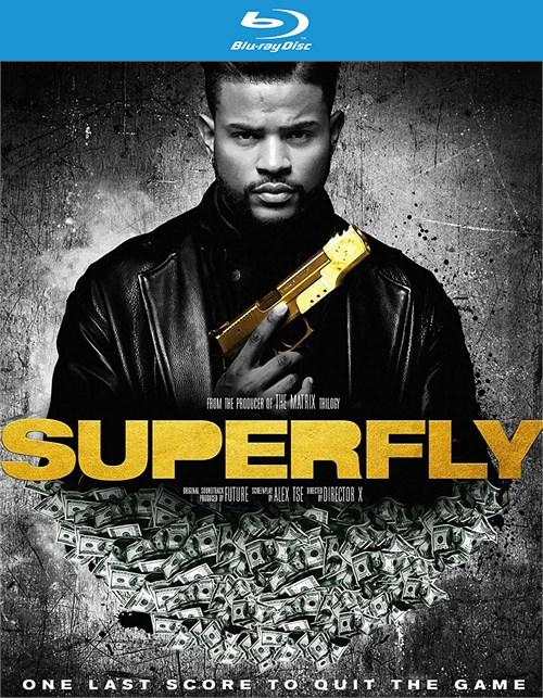Superfly (Blu-ray+DVD+Digital)