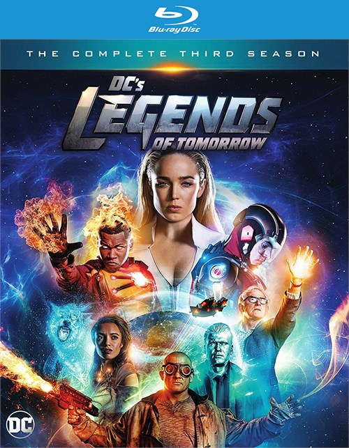 DCs Legends of Tomorrow: The Complete Third Season (Blu-ray+Digital)